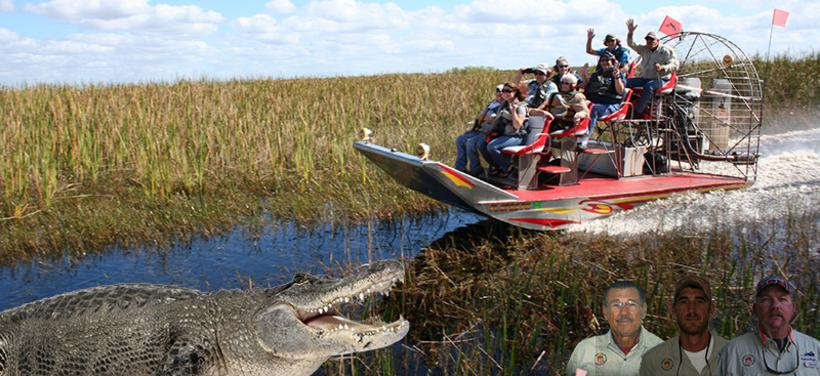 Gift Shop Airboat Tours